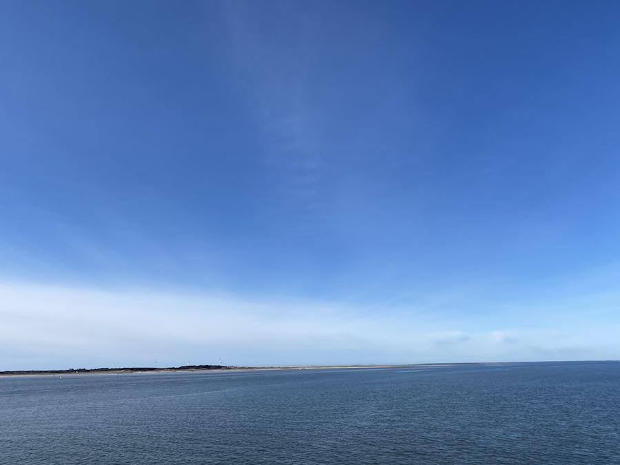 Auf dem Weg nach Fanø