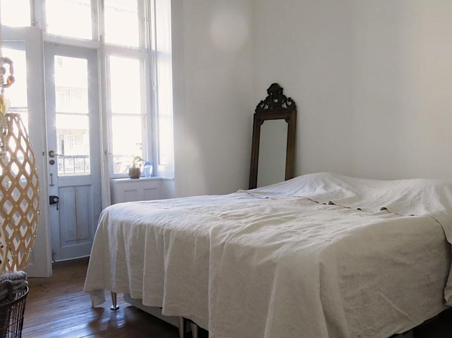 Schlafzimmer 2, in der Østerbro Wohnung