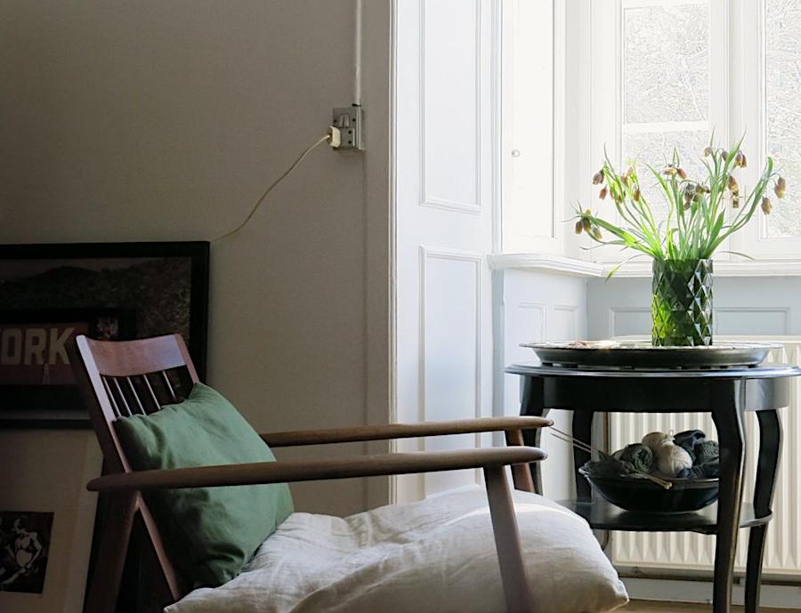 Hyggeligt hjørne in der Østerbro Wohnung