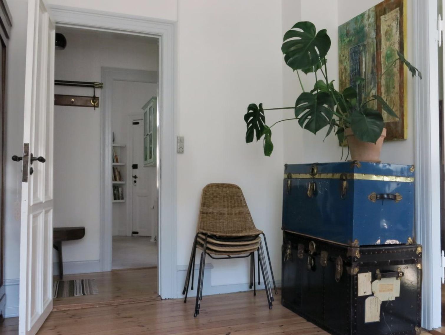 Flur in der Østerbro Wohnung