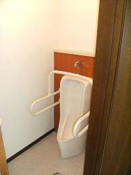 トイレ増設
