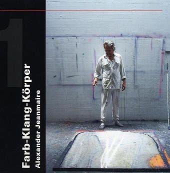 Konzept und Wording der Werksmonografie des Schweizer Malers ALEXANDER JEANMAIRE