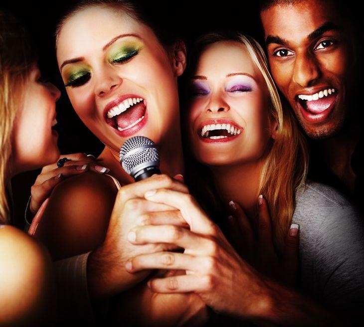 ....oder die Stimme für Chor - oder Ensembleeinsätze trainiert werden...