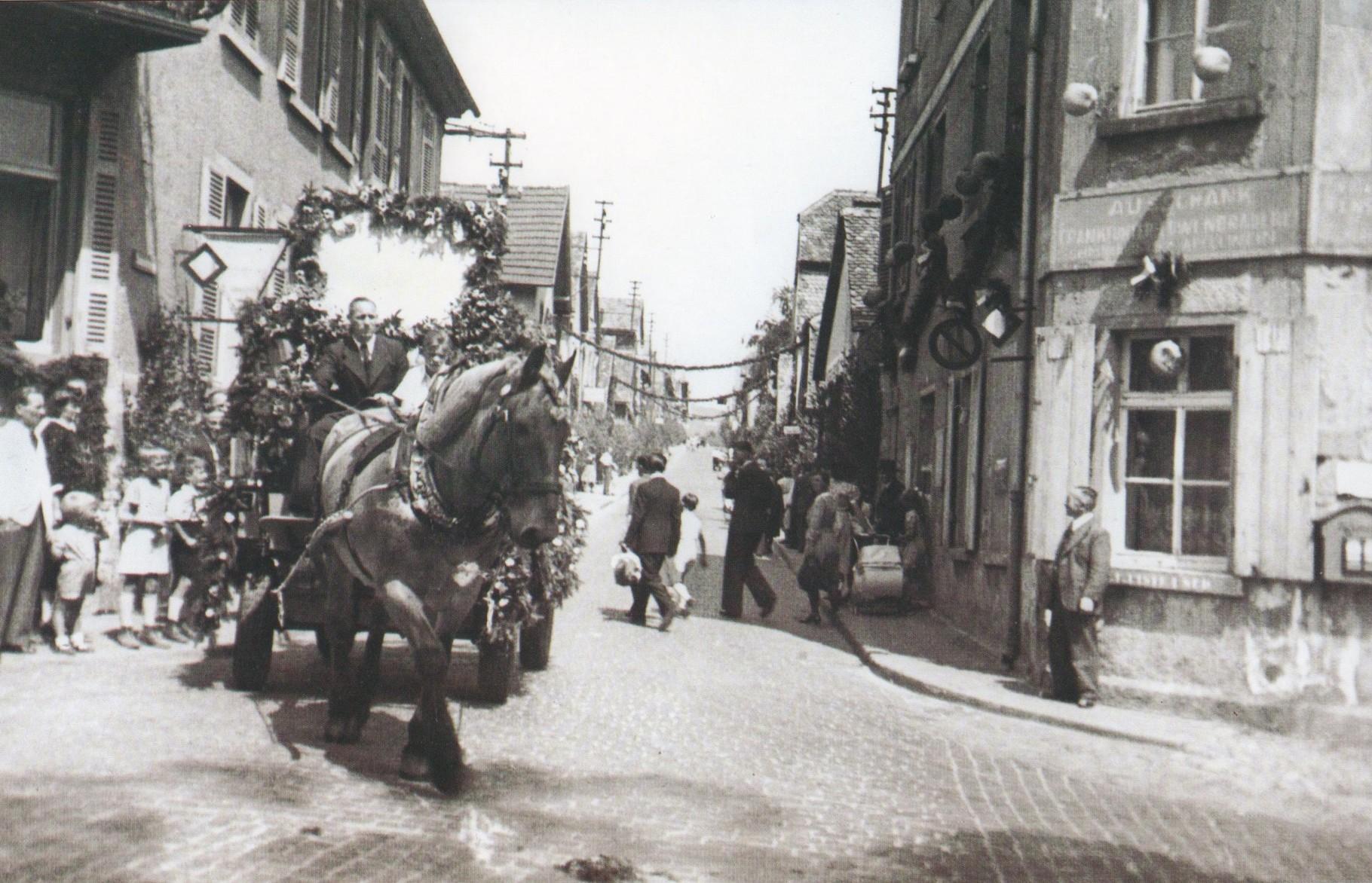 1949: die 250-Jahrfeier