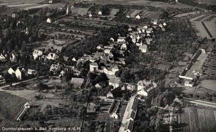 Luftbild 1952