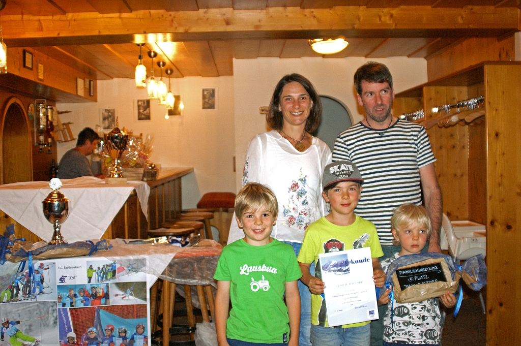 Familie Waltner