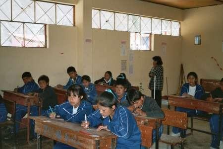 Unterricht in Chiuchin