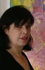 Karola Fels, Künstlerin, Malkurs, Köln, Lindenthal