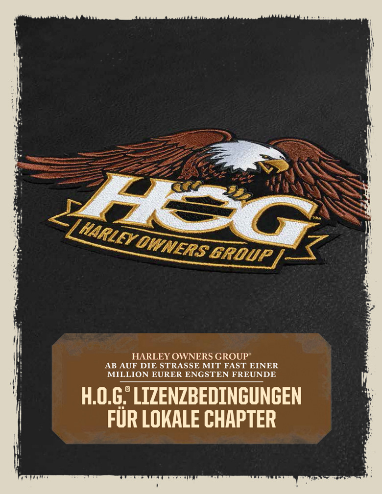 DE-Chapter-Licence - Harley Davidson Chapter Hamburg