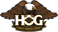 Grafik: LOGO Harley Owners Group H.O.G.®