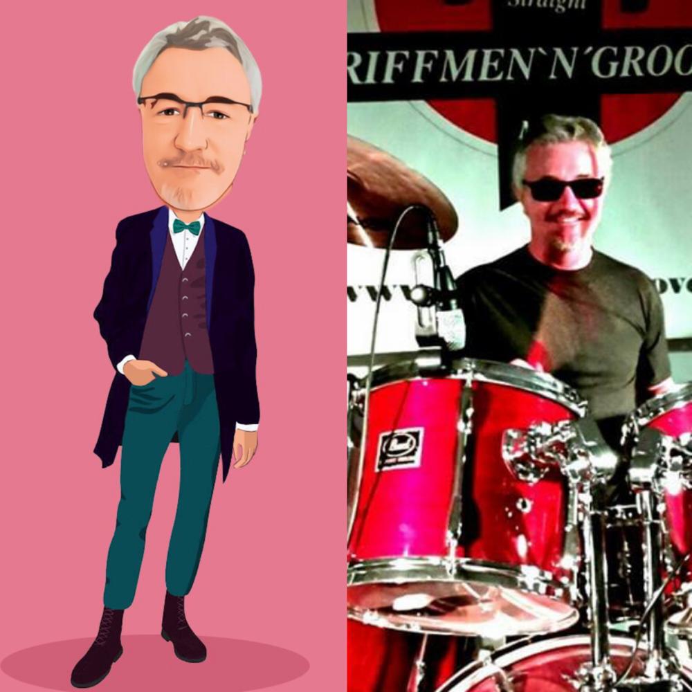 Mane: Schlagzeug/Percussion