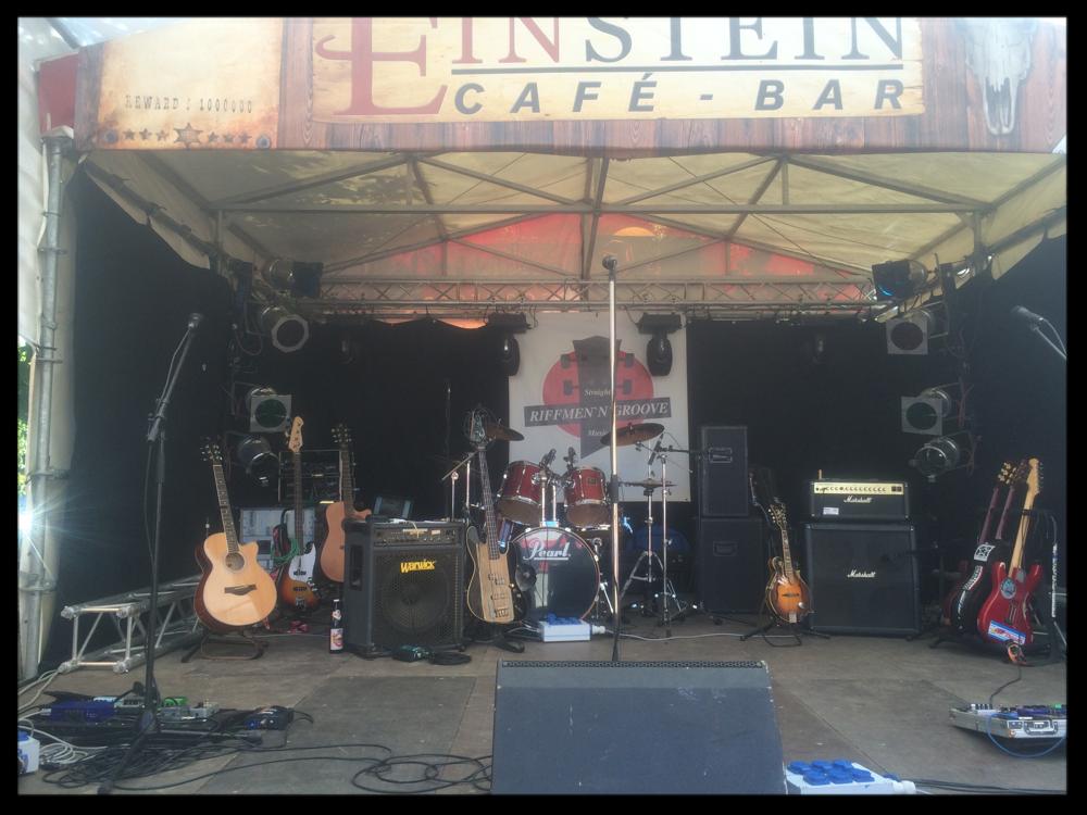 Stage Altstadtfest Pfarrkirchen