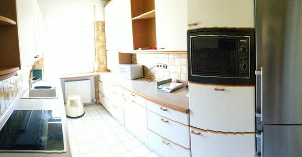 9月から住む新居のキッチン