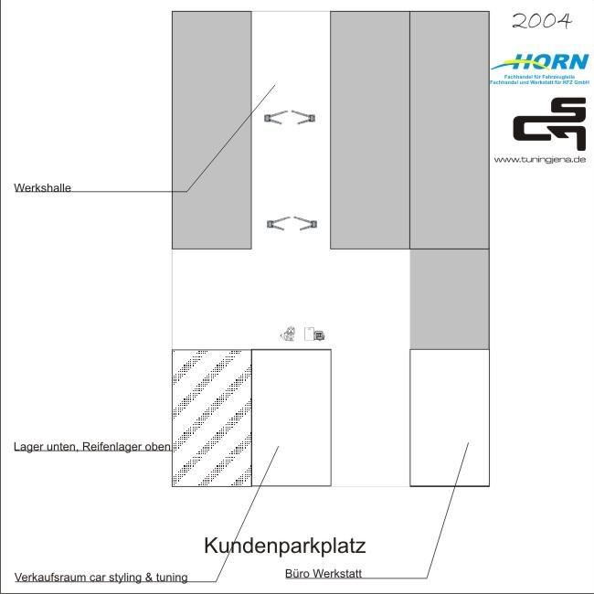 2004 Gründungsjahr von car styling & tuning * Matthias Horn