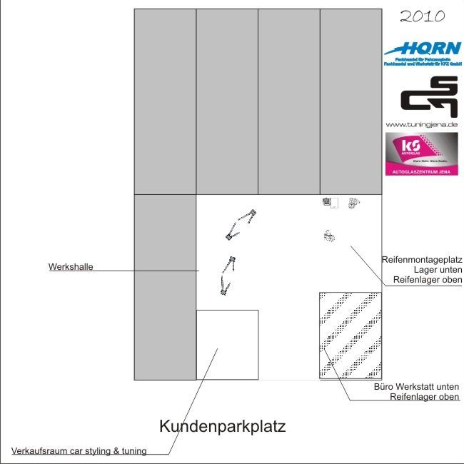 2010 Einbau einer zweiten Reifenmontagemaschine - Aufnahme als KS Partner