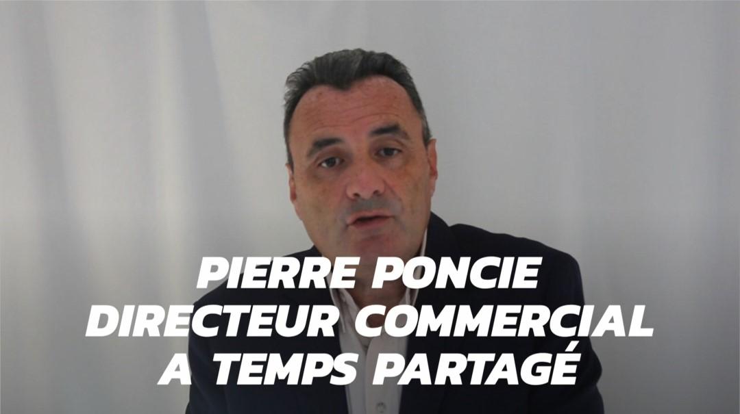 Interview de Pierre Poncie, Directeur Commercial à temps partagé