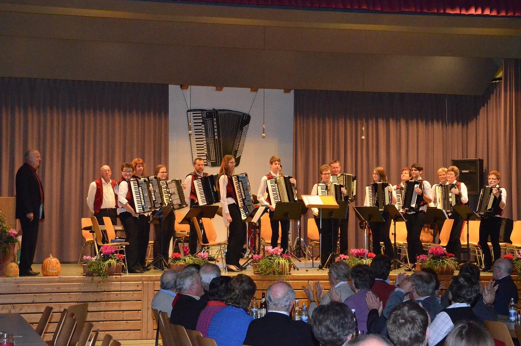 Das Hauptorchester