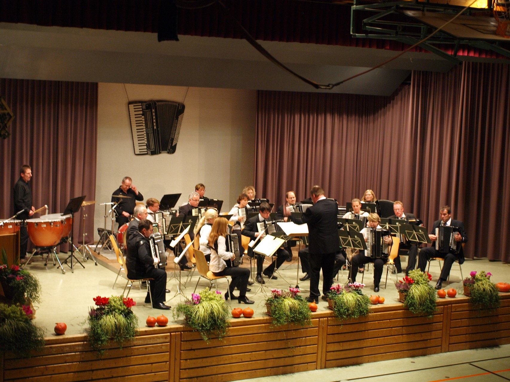 Gastauftritt des Hohner Orchester Trossingen