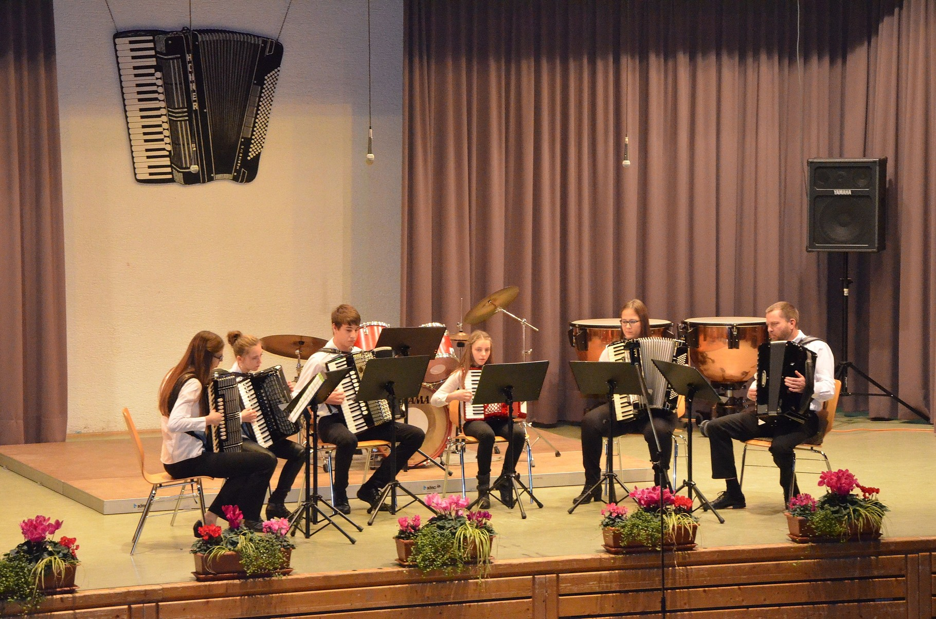 Das Jugend-Ensemble
