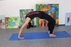 Was kann ich aktiv für mein Wohlbefinden tun? Ich gehe zum Yoga Unterricht in Augsburg Hochzoll bei Sui!!