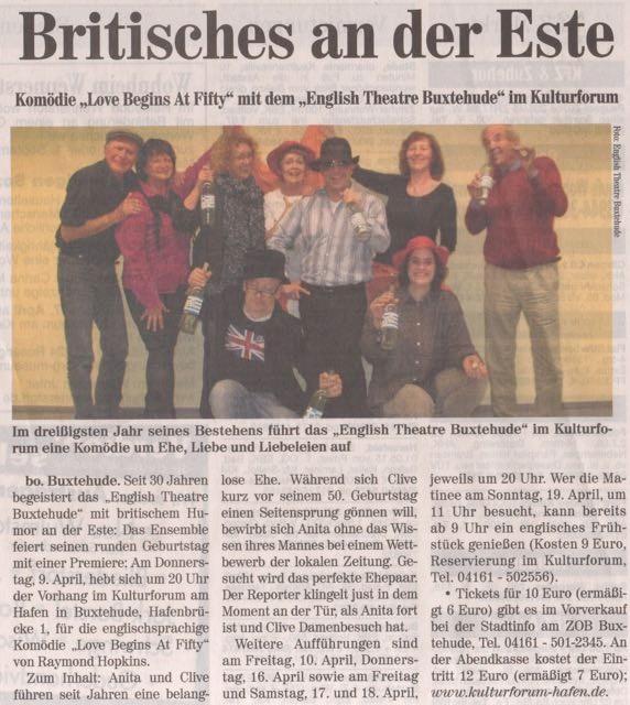 Neue Buxtehuder, 10.04.2015
