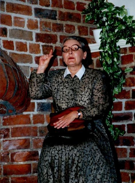 Bang, you're dead! - Rosemarie Grunwald
