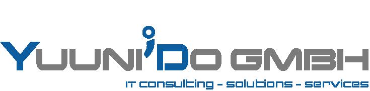 Logo Design für yuunido gmhh