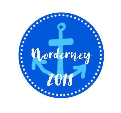 """Logo Design """"Mein Insellauf Norderney"""" für Privat"""