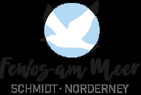 Logo Design für Fewos am Meer Schmidt Norderney