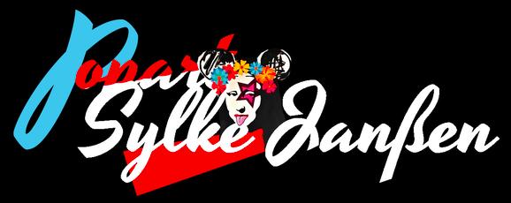 Logo Design Popart Künstlerin Sylke Janßen