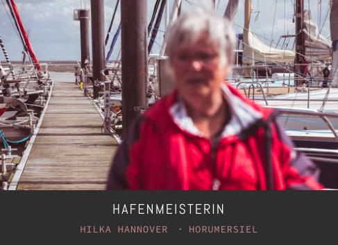 Luv & Lü Menschen am Meer // Kunde: Wangerland Touristik GmbH // Skills: Interview und Text