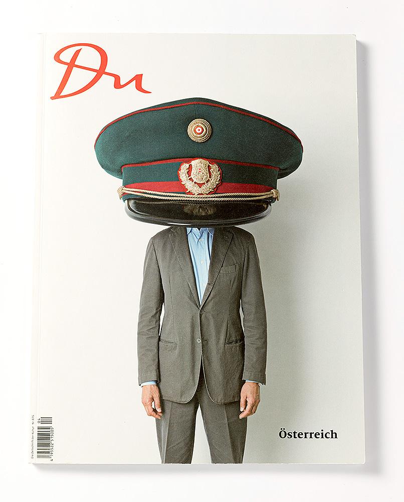 Du, Magazine, focus on Austria, 2017