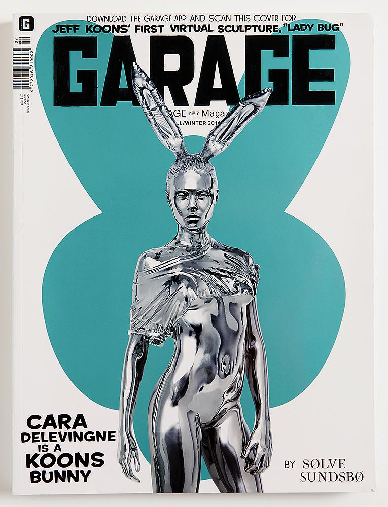 Fashion Photoshooting for Garage Magazine