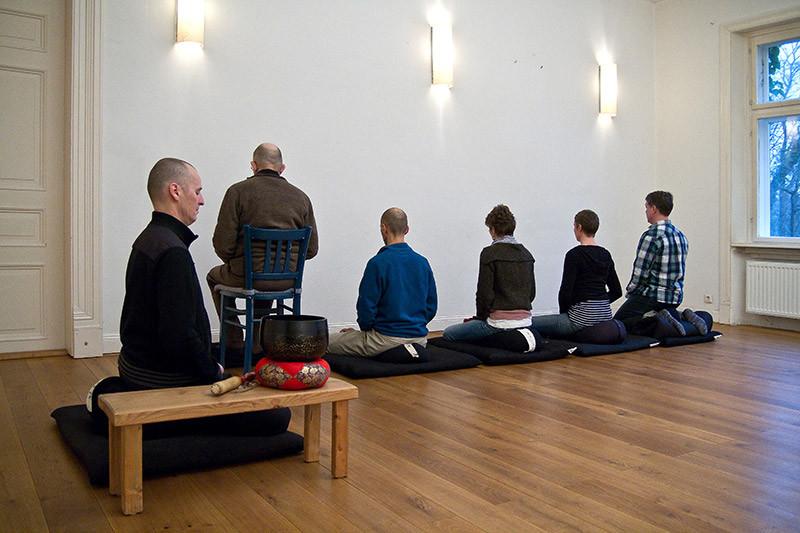 Zen-Meditation (Zazen)