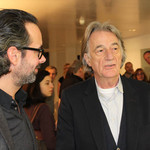 Sir Paul Smith, Benjamin Jäger (Executive board CAMERA WORK AG)