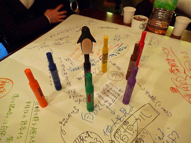 今回から初登場のトーキングオブジェクト:polepole(ゆっくり)