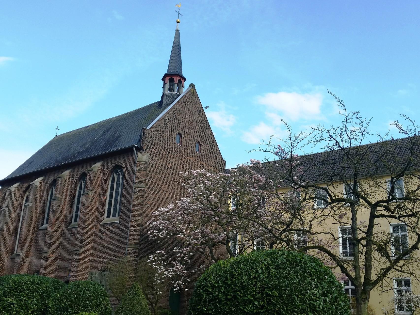 Klosterkirche und Magdalenenheim