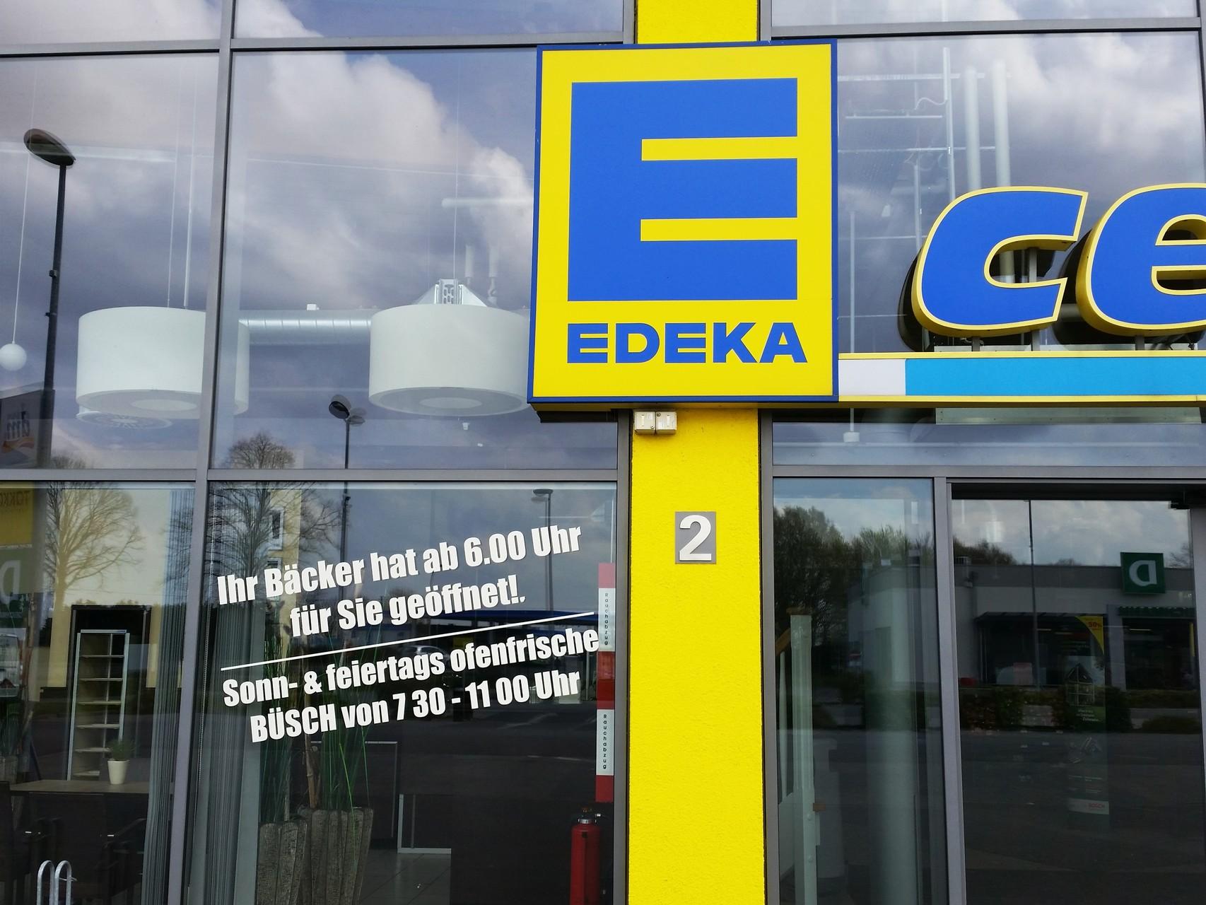 Bäckerei Büsch mit Cafe´ im EDEKA-Markt, Öffnungszeiten, auch an Sonn- und Feiertagen