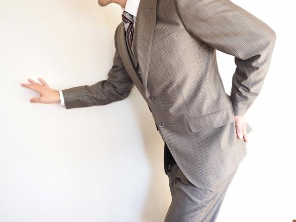 ぎっくり腰の原因と対処法