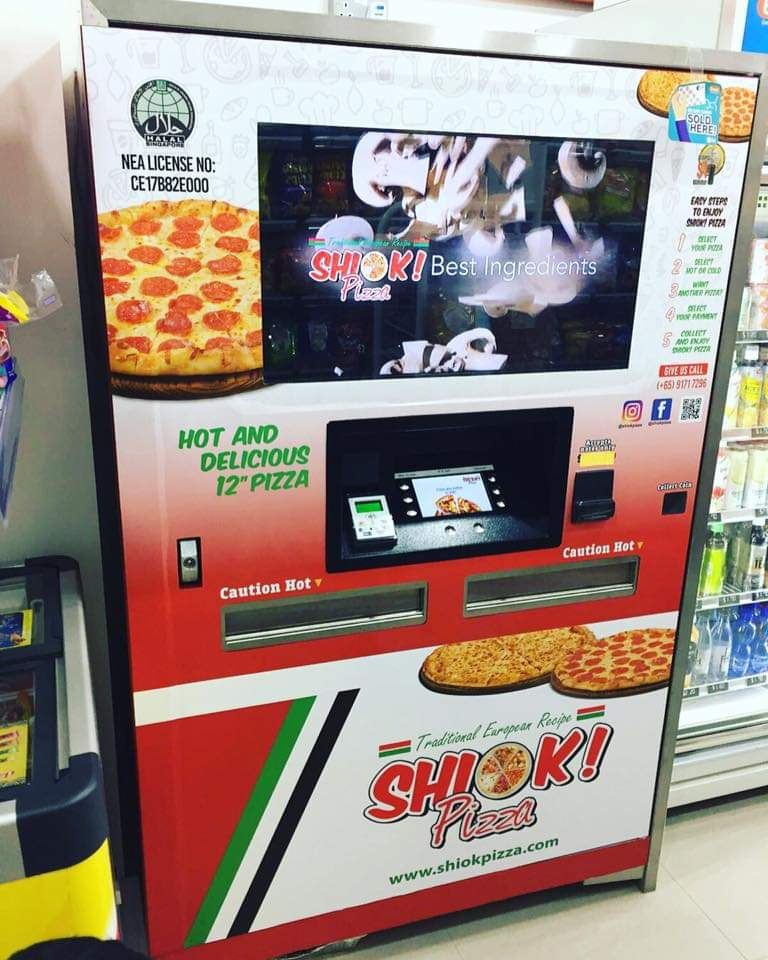 distributeur pizza multiduo