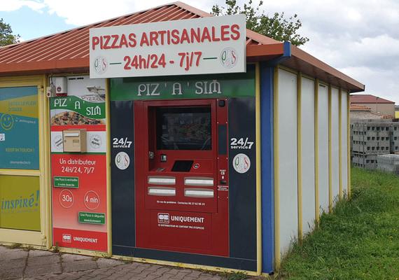 Pizzeria Piz'a'Sim