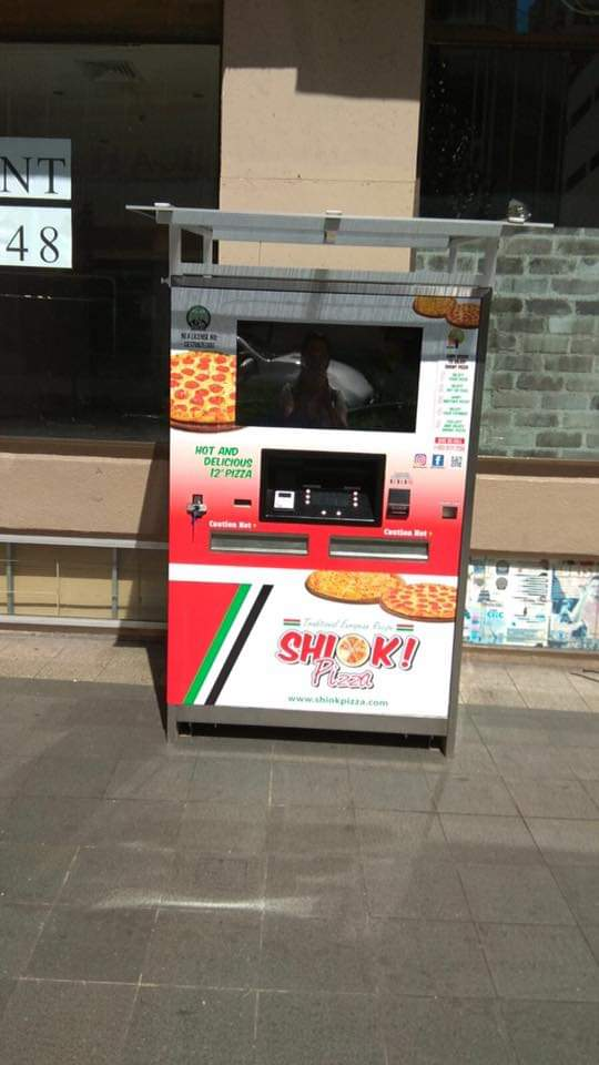 distributeur pizza multiduo