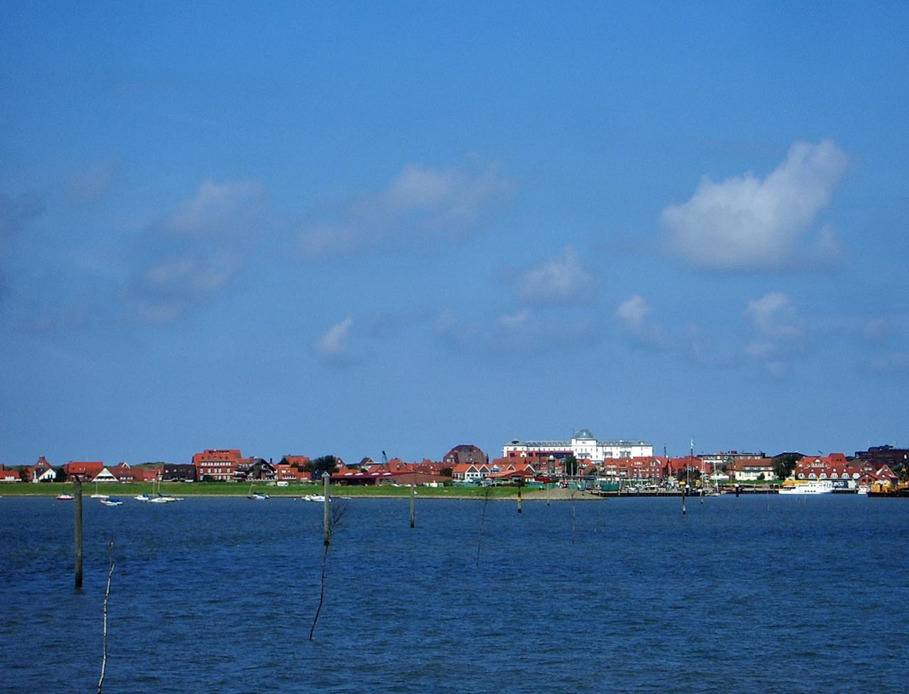 Ihr juist erlebnis f ngt schon mit der anreise an haus for Insel juist ferienwohnung