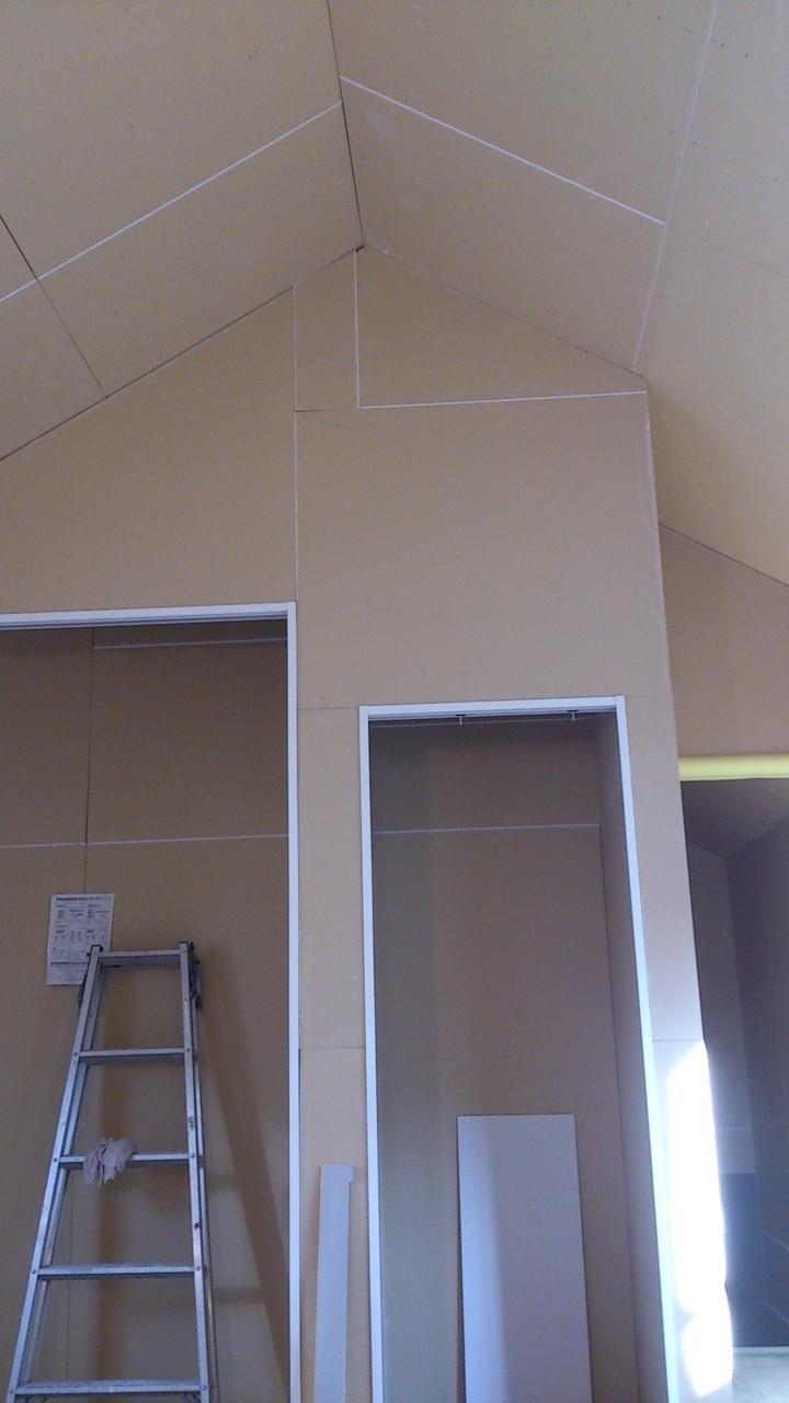 14/11/21 テラスハウス2階の収納です。天井が高くて、開放感がありますよ