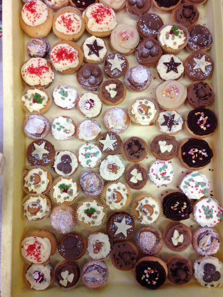 Loads of cakes for sale