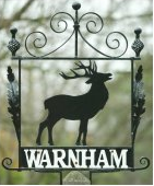 Link to Warnham Parish Council's website