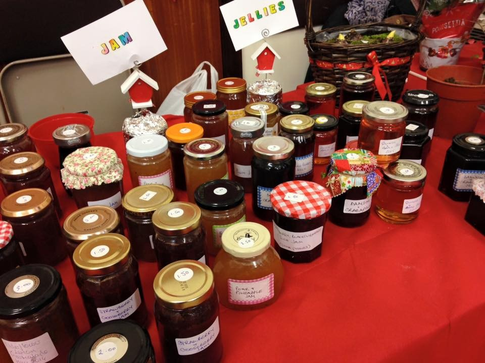 Jams galore