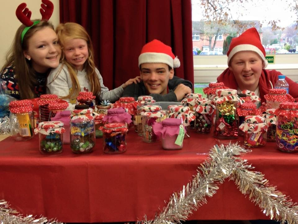 Youth Group Jam Jar Tombola