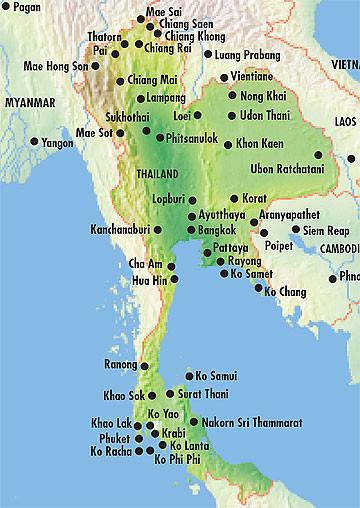 vorwahl thailand bangkok