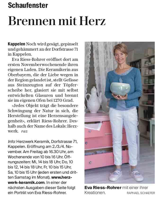 Bieler Tagblatt, 18. Oktober 2018